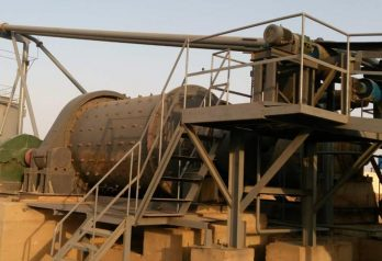 Gold CIL plant(500T) in Sudan