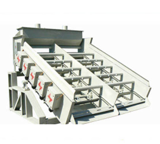 Fine-Mesh Vibrating Screen