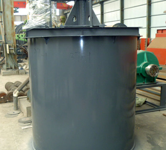 RJ Single Impeller Agitating Tank