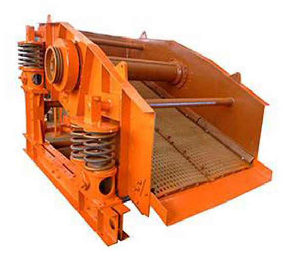Single-Shaft Vibrating Screen