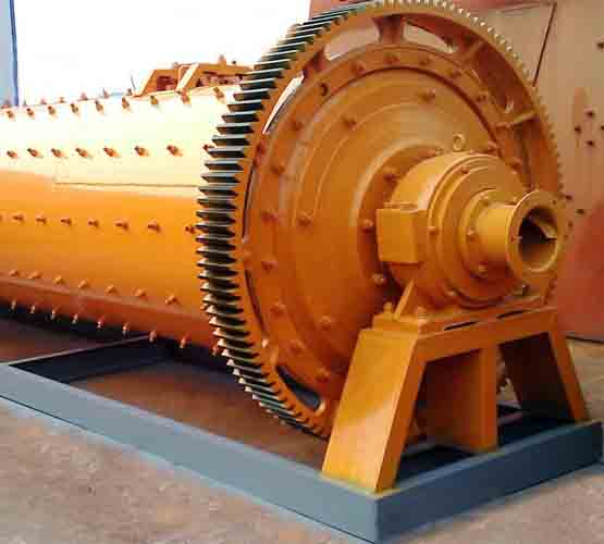 Wet Overflow Ball Mill