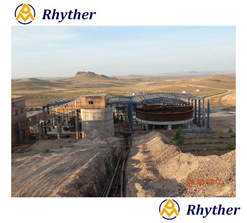 Three gold ore beneficiation processes